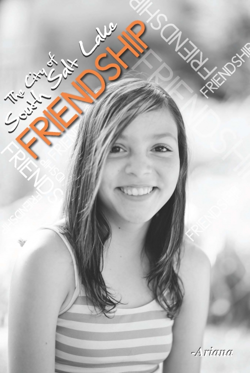 April 2013 - Friendship